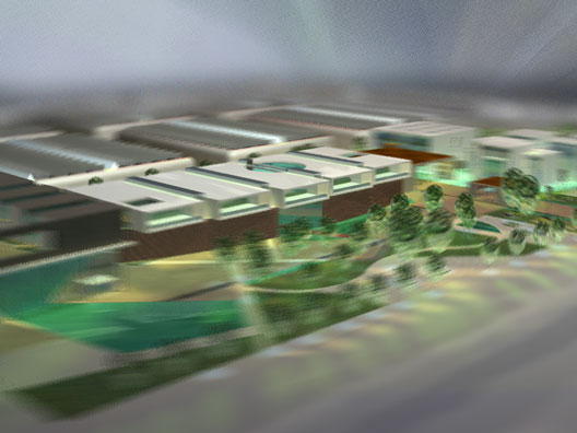 Onlead Nanjing factory building proposal