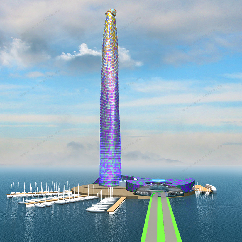 7-star hotel project in Haikou for the Hainan ...